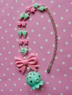 Kawaii Takochu Necklace from Kawaii Jewelry