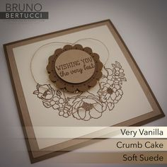 Bruno Bertucci | Global Design Project | Click on my picture to see more of my designs #stampinup #handmadecard #gdp004