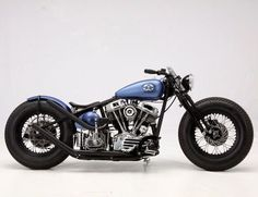 Panhead | Bobber Inspiration - Bobbers and Custom Motorcycles | utwo October 2014