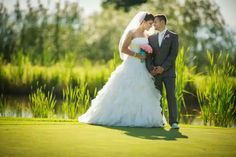 Casal no campo....
