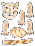 Cats Theme printables and activities for preschool, pre-K and Kindergarten