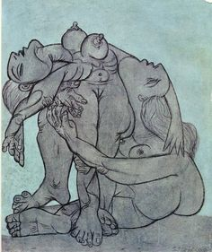 Pablo Picasso: Untitled (1936)