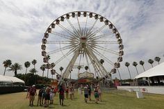 Coachella Festival, Fair Grounds, Travel, Viajes, Destinations, Traveling, Trips