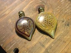 Pendants by Harold Williams Cooney (glass)