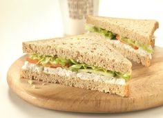 A simple chicken sandwich calls for the chicken breast, mayonnaise, cream and seasoning. A very tasty and easy sandwich for...