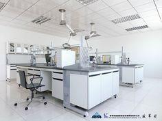 Dental Laboratory Interior On Behance Di Pinterest