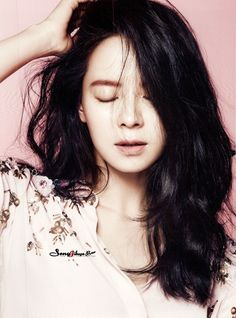 Song Ji Hyo for J Style magazine vol. 8. © on pic