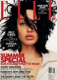 June, 2000  Angelina Jolie