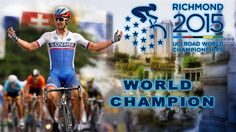 Peter Sagan Richmond 2015 World Champion