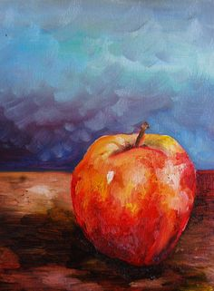 Winter Apple by Kristina Closs