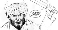 Have You Seen The Winning Entry Of The Muhammad Cartoon Contest?