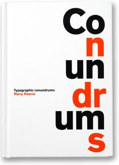 typographic conundrums: Pentagram