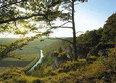 Panoramablick von der Arnsberger Leite