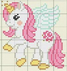 crochet pony Crochet Patterns Free Blanket Disney Punto De Cruz Ideas For 2019 Crochet Pixel, Crochet Pony, Hand Work Embroidery, Hand Embroidery Patterns, Cross Stitch Designs, Cross Stitch Patterns, Cross Stitching, Cross Stitch Embroidery, Unicorn Cross Stitch Pattern