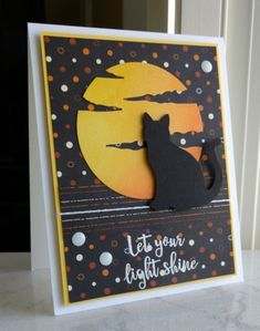 'Tis the season for Harvest Moons, Black Cats.........and Kitty Cat umbrellas...... It is always fun to host a Freshl...