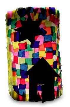 Häuser bei Nacht von Justus (7) Waldorf Kindergarten, Kindergarten Art Projects, Autumn Crafts, Craft Activities, Art Images, November, Projects To Try, Childhood, Halloween