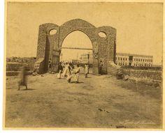 Zangaki. Egypte, Gate of Souakim    #Afrique_Africa #Egypte