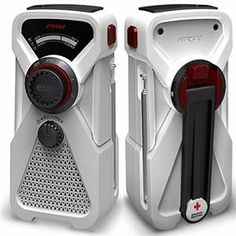 Eton Corp. ARCFRX1WXW AM/FM Weather Radio/Flashlight by Eton. $27.41. American Red Cross Hand Turbine AM/FM, Weather Radio and LED flashlight                                                                                                                                                                                      Product Details                                                                                                              Item Weight:           ...