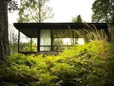 Lundnäs House, Lundnäs, 2015 - Delin Arkitektkontor