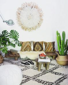 Moroccan Love - The Dreamiest Bohemian Bedrooms on Instagram - Photos
