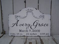 I found Avery's name, first and middle, on a plaque.  How cool is this?!