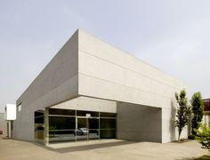 Galería de Planta Industrial Sisa / TDC - 2