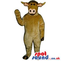 #cow #mascots from #spotsound_uk -Discover all our #cows #mascots #costumes for your marketing events on : http://www.spotsound.co.uk/99-mascot-cow - 7 sizes available with fast shipping over the world ! We can also customize your future #cow #mascot ! Visit us ;)