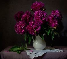 Exotic Flowers, Red Flowers, Pink Roses, Still Life Images, Flower Backgrounds, Garden Plants, Flower Art, Pink Purple, Peonies