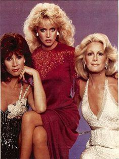 Donna Mills, Joan Van Ark, and Michele Lee in Knots Landing (1979)