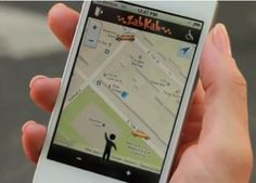 Cabs are here! Hail a taxi with the ease of an app.