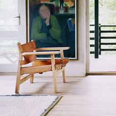 Fredericia Furniture 2226 Den spanske stol - Børge Mogensen