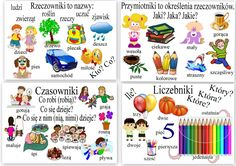Polish Language, Kids Logo, Montessori, Arts And Crafts, Education, Therapy, Speech Language Therapy, Studio, Kids