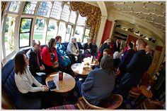 The Library Bar ♥ Wedding at The Grim's Dyke ♥ Photos by Peter Riding at Ashton Lamont Photography ♥ #Wedding #Bridal #WeddingVenue #Harrow #London #LondonWedding #GrimsDyke #BestWestern #GrimsDykeHotel