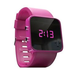 Digital Watches That Help Fight Against Breast Cancer by 1:Face Watch | MONOQI