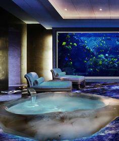Charming Rock Crystal Bathtub By Baldi #luxurybath #luxuryLifeStyle #DreamLife  #artwork #RockCrystal #