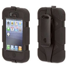 Black/Black Heavy Duty Survivor Case for iPhone - Extreme-duty case for iPhone 4 Car Accessories For Girls, Iphone Accessories, Iphone 4s, Iphone Cases, Phone Background Patterns, Camera Hacks, Protective Cases, Jeep, Ipad