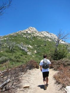 Rancho Cuyamaca State Park & camping review of Green Valley Falls Campground