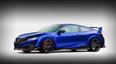 New Honda Civic Coupe Gets Dressed In Type R Livery