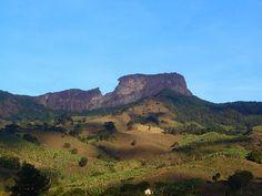 Pedra do Baú - São Bento do Sapucaí, SP