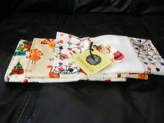 Check out this item in my Etsy shop https://www.etsy.com/listing/83306250/holiday-burp-cloths-halloween