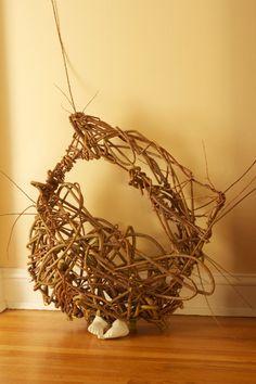 Amazing Art Basket