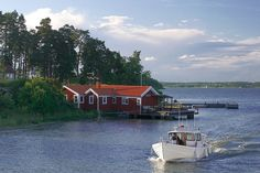 Sandhamn, Sweden loved it there