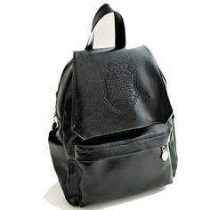 New Trending Backpacks: Coco*Store New Fashion Womens Leather Travel Satchel Shoulder Bag Backpack School Rucksack (Black). Coco*Store New Fashion Women's Leather Travel Satchel Shoulder Bag Backpack School Rucksack (Black)   Special Offer: $14.90      133 Reviews This is a new fashion backpack bag looks gorgeous and luxury. Any stylish girl won't miss it. Finish with glossy surface, will bring you...