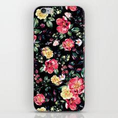Beautiful Garden III iPhone & iPod Skin by Valentinasevza | Society6