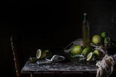 Adventures in Naples - Lemon & Limoncello Tiramisu | Hortus Italian Cooking
