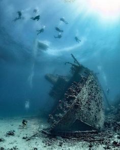 Trophies of the seas. Part II Underwater Shipwreck, Scuba Diving Magazine, Red Sea, Underwater Photography, Water Crafts, Wide Angle, Under The Sea, Egypt, Vacation