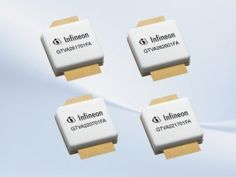 Infineon GaN and SiC power transistors anticipate 5G.