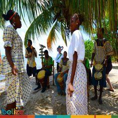 November is the best month to visit #Hopkins, #Dangriga and #PuntaGorda in #SouthernBelize! A month of celebrating Garifuna Settlement Day!