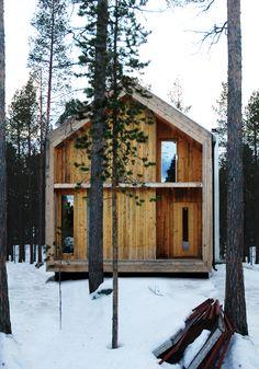 Gunnar's House/2008/Huus Og Heim Arkitectur