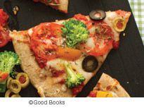 Recipe: Veggie pizza - Healthy Recipes - #MayoClinic